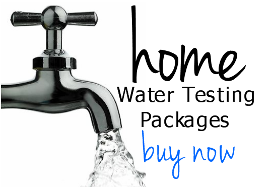 Home Water Testing Packages